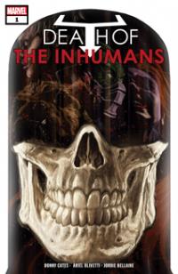 Death of Inhumans (2018) #001