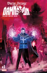 Doctor Strange: Damnation (2018) #001