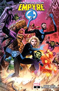 Empyre: Fantastic Four (2020) #000