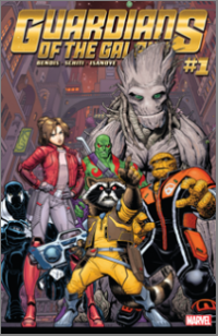 Guardians of the Galaxy (2015) #001
