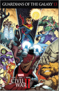Guardians of the Galaxy (2015) #013