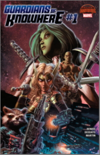 Guardians of Knowhere (2015) #001