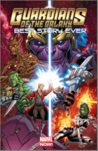 Guardians of the Galaxy: Best Story Ever (2015) #001