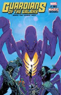 Guardians of the Galaxy (2015) #001.MU