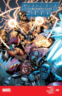 Guardians 3000 (2014) #008
