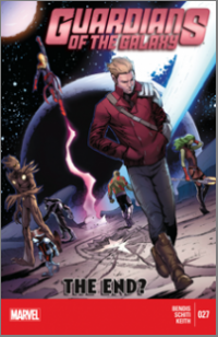 Guardians Of The Galaxy (2013) #027