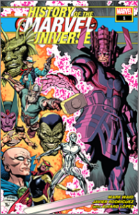 History of the Marvel Universe (2019) #001