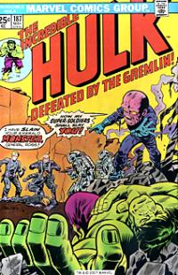 Incredible Hulk (1968) #187