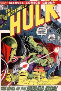Incredible Hulk (1968) #148
