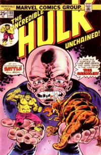 Incredible Hulk (1968) #188