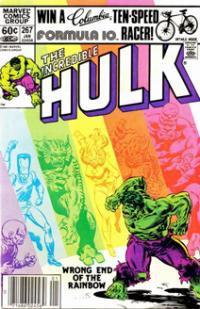 Incredible Hulk (1968) #267