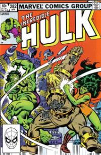 Incredible Hulk (1968) #282
