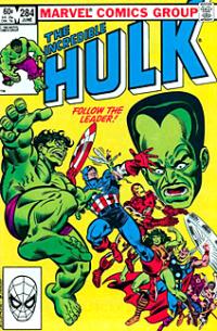 Incredible Hulk (1968) #284