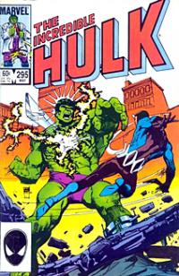 Incredible Hulk (1968) #295