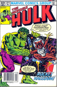 Incredible Hulk (1968) #271