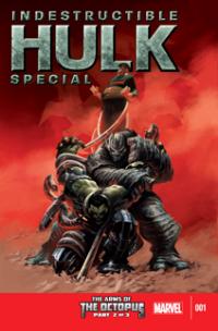 Indestructible Hulk Special (2013) #001