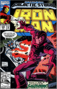 Iron Man (1968) #278