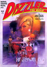 Marvel Graphic Novel (1982) #012