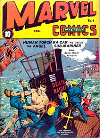 Marvel Mystery Comics (1939) #004