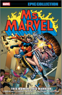 Ms. Marvel Epic Collection (2019) #001