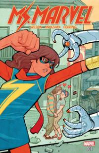 Ms. Marvel (2016) #002