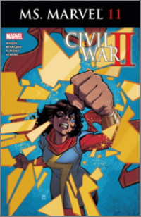 Ms. Marvel (2016) #011