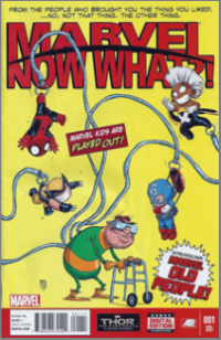 Marvel: Now What? (2013) #001