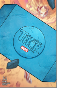 Mighty Thor (2016) #012