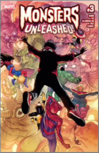 Monsters Unleashed (2017) #003