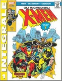 Marvel Integrale: X-Men (2019) #001