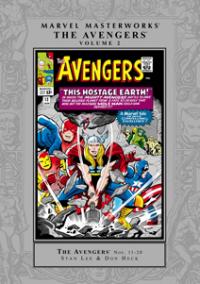 Marvel Masterworks - Avengers (1988) #002