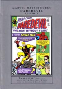 Marvel Masterworks - Daredevil (1991) #001