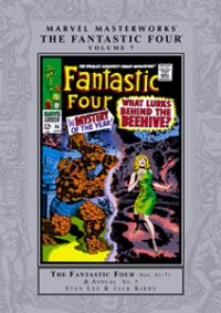 Marvel Masterworks - Fantastic Four (1987) #007