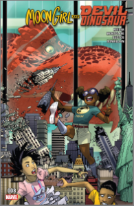 Moon Girl and Devil Dinosaur (2016) #008