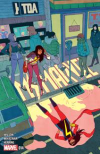 Ms. Marvel (2014) #014