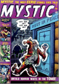 Mystic (1951) #007