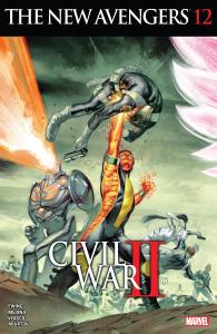 New Avengers (2015) #012