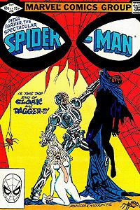 Peter Parker, The Spectacular Spider-Man (1976) #070