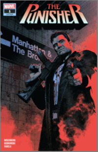 Punisher (2018-10) #001