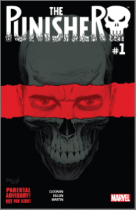 The Punisher (2016) #001