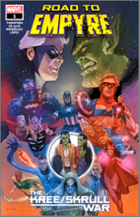 Road to Empyre: The Kree/Skrull War (2020) #001