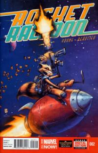 Rocket Raccoon (2014) #002