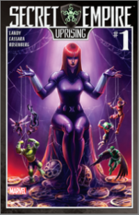 Secret Empire: Uprising (2017) #001
