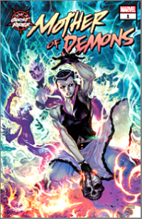 Spirits of Ghost Rider: Mother of Demons (2020) #001
