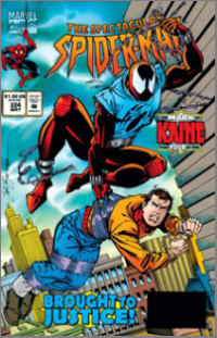Peter Parker, The Spectacular Spider-Man (1976) #224