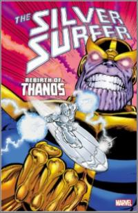 Silver Surfer: The Rebirth of Thanos TPB (2012) #001