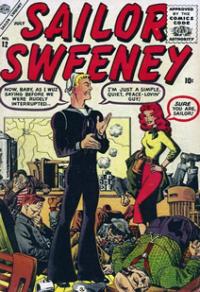 Sailor Sweeney (1956) #012