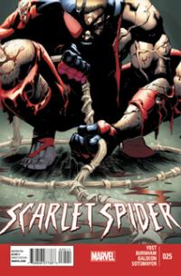 Scarlet Spider (2012) #025