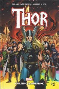 Thor L'Ultimo Ragnarok (2017) #001