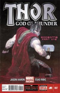 Thor: God Of Thunder (2013) #007